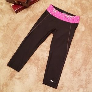 Saucony Pants - SAUCONY women's leggings, running leggings